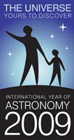 International Year of Astronomy website